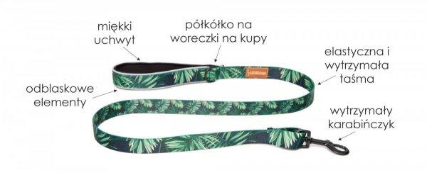 Smycz FOREST Lauren Design