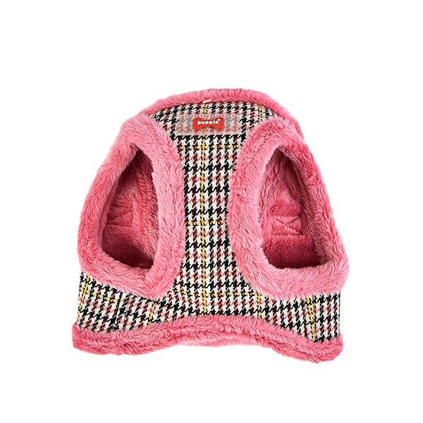 Szelki - kamizelka AUDEN różowe