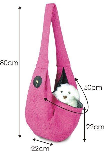 wymiary torby Sara