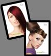 ING COLORING CREAM - Profesjonalna farba do włosów 100 ml - odcień 6M - Ciemny M