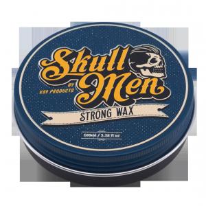Skull Men - Mocny wosk utrwalający
