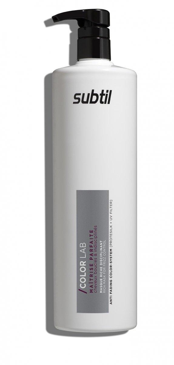 Maska Odżywcza Dyscyplinująca Subtil Colorlab 1000 ml