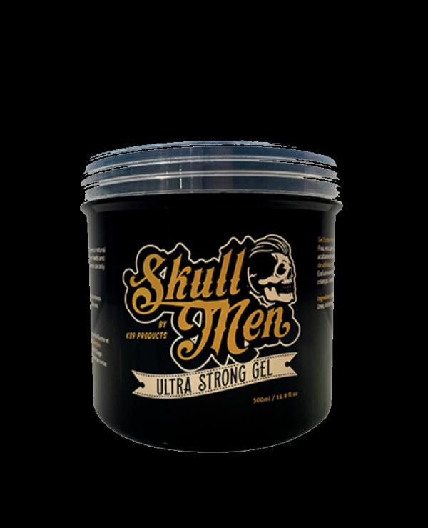 Męski ultra-mocny żel do włosów SKULL MEN - 500 ml.
