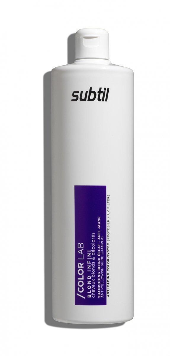 Szampon Subtil Błyszczący Blond Colorlab 1000 ml