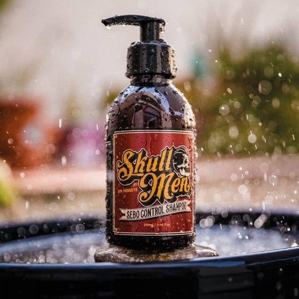 skullmen szampon regulujący