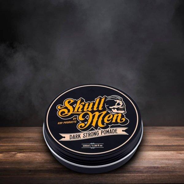 Skull Men - Odsiwiająca mocna pomada do stylizacji