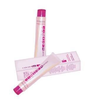 ING Coloring Cream 100 ml - odcień: 5 Jasny Kasztanowy (Naturalne)