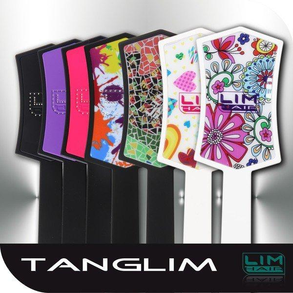 LIM Tanglim szczotka do rozczesywania włosów Kolorowe Serca
