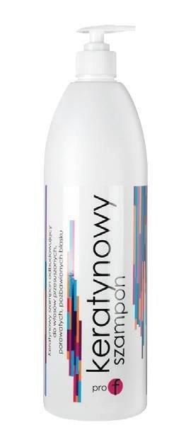 szampon do włosów keratynowy