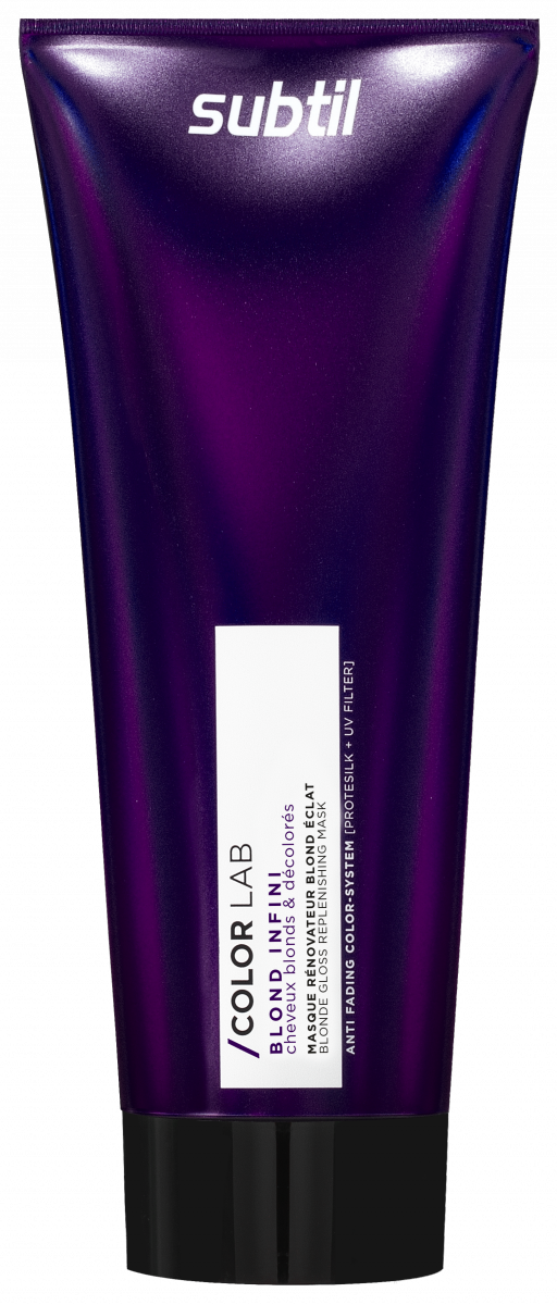 Maska Odbudowująca do włosów blond i rozjaśnianych Colorlab 200 ml