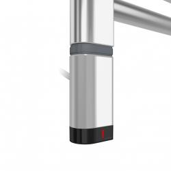 Grzałka One D30x40 Lewy 800W Kolor Chrom z Kablem Spiralnym
