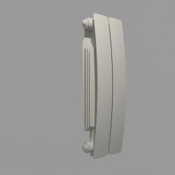 CAMBER 575x160 White Mat LP