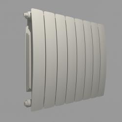 CAMBER 575x640 White Mat LP