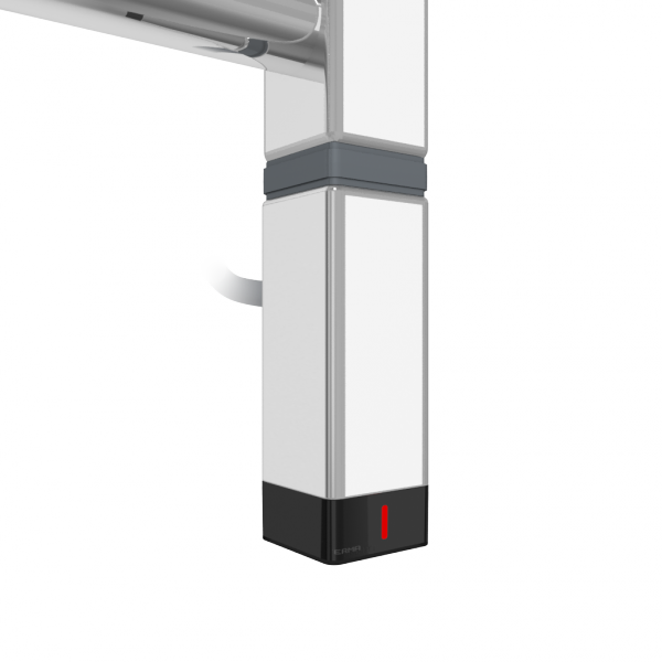 Grzałka One K30x30 300W Kolor Chrom z Kablem Spiralnym