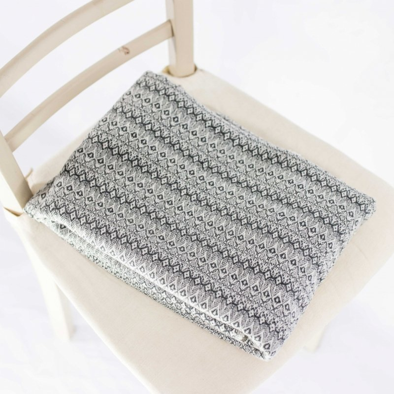NEPA White Ash Blanket with Cashmere
