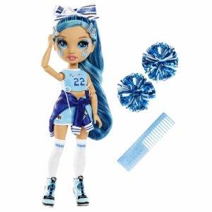 Rainbow High Cheer Doll - Lalka Cheerleaderka Skyler Bradshaw