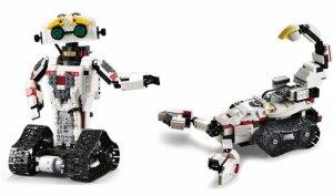 Robot / skorpion (2w1) - CADA - ZDALNIE STEROWANY (C51027W)