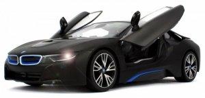 BMW i8 RASTAR 1:14 RTR (zasilanie na baterie AA) - Czarny