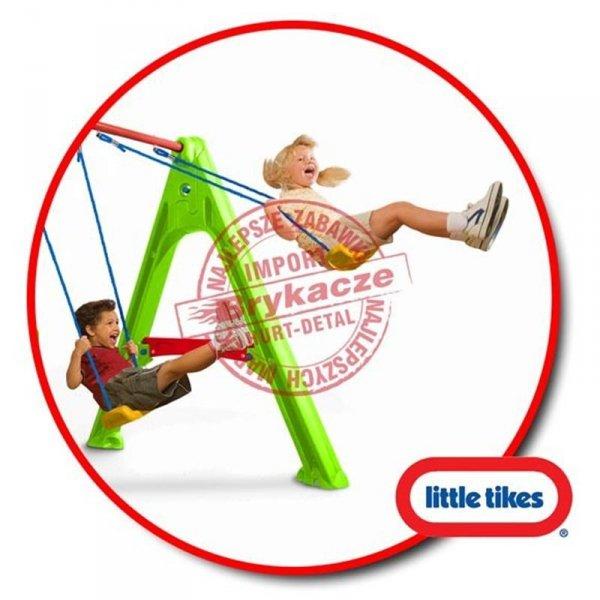 Little Tikes Plac Zabaw Clubhouse Zjeżdżalnia Huśtawka