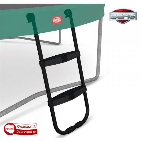 BERG Schodki Drabinka L do trampoliny 330/430