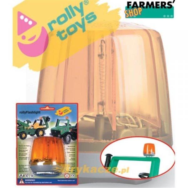 Rolly Toys Lampa Sygnalizacja świetlna kogut pomarańczowy