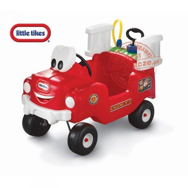 Little Tikes Jeździk Straż pożarna z pompką