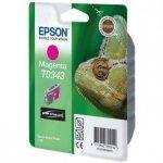 Epson oryginalny wkład atramentowy / tusz C13T034340, magenta, 440s, 17ml, Epson Stylus Photo 2100