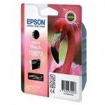 Epson oryginalny wkład atramentowy / tusz C13T08784010. matte black. 11.4ml. Epson Stylus Photo R1900 C13T08784010