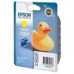 Epson oryginalny wkład atramentowy / tusz C13T055440. yellow. 290s. 8ml. Epson Stylus Photo RX425. 420 C13T05544010