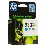 HP oryginalny wkład atramentowy / tusz CN054AE. No.933XL. cyan. 825s. HP Officejet 6100. 6600. 6700. 7110. 7610 CN054AE