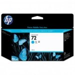 HP oryginalny wkład atramentowy / tusz C9371A. No.72. cyan. 130ml. HP Designjet T1100. T770 C9371A