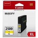 Canon oryginalny wkład atramentowy / tusz PGI-2500XL Maxify Yellow XL Cart 9267B001