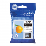 Brother Atrament Tusz Brother LC3211BK 200 str