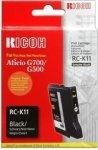 Ricoh oryginalny żelowe wypełnienie 402284. black. typ RC-K11. Ricoh G500. 700