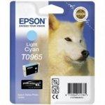 Epson oryginalny wkład atramentowy / tusz C13T09654010. light cyan. 13ml. Epson Stylus Photo R2880 C13T09654010