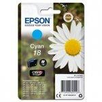 Epson oryginalny wkład atramentowy / tusz C13T18024012. T180240. cyan. 3.3ml. Epson Expression Home XP-102. XP-402. XP-405. XP-302 C13T18024012