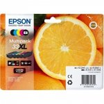Epson oryginalny ink C13T33574011, T33XL, CMYK, 12,2/3x8,9/8,1ml, Epson Expression Home a Premium XP-530,630,635,830 C13T33574011