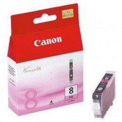 Canon oryginalny wkład atramentowy / tusz CLI8PM. photo magenta. 450s. 13ml. 0625B001. Canon iP6600. iP6700 0625B001