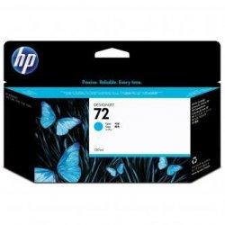 HP oryginalny wkład atramentowy / tusz C9371A. No.72. cyan. 130ml. HP Designjet T1100. T770