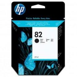 HP oryginalny wkład atramentowy / tusz CH565A. No.82. black. 69ml. HP HP DesignJet 510 CH565A