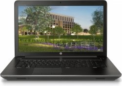 HP Notebook ZBook 17 G4 i7-7700HQ 17.3 8GB/256 PC