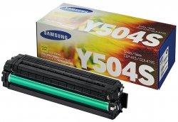 Samsung CLT-Y504S Yellow Toner