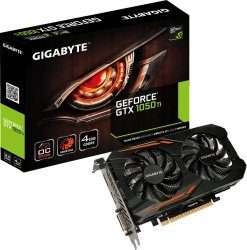 GeForce GTX 1050 Ti OC Low Profile 4GB DDR5 128BIT 2xHDMI/DP/DVI-D