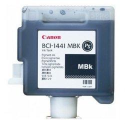 Canon oryginalny wkład atramentowy / tusz BCI1441MBK. matte black. 330ml. 0174B001. Canon W8400P