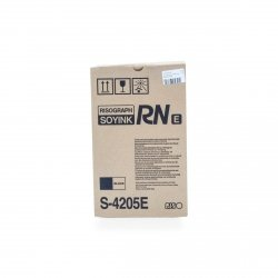 Riso oryginalny wkład atramentowy / tusz S-4205E. black. Riso RN. cena za 1 sztukę