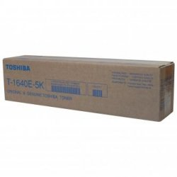 Toshiba oryginalny toner T1640E5K. black. 5000s. 6AJ00000023. Toshiba e-studio 163. 166. 200. 203. 205. 190g