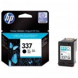 HP oryginalny wkład atramentowy / tusz C9364EE. No.337. black. 400s. 11ml. HP Photosmart D5160. C4180. 8750. OJ-6310. DJ-5940