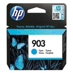 HP oryginalny wkład atramentowy / tusz T6L87AE. No.903. cyan. 315s. 4ml. HP Officejet 6962.Pro 6960.6961.6963.6964.6965.6966 T6L87AE#BGY