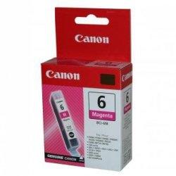 Canon oryginalny wkład atramentowy / tusz BCI6M. magenta. 4707A002. Canon S800. 820. 820D. 830D. 900. 9000. i950