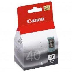 Canon oryginalny wkład atramentowy / tusz PG40. black. 490s. 16ml. 0615B001. Canon iP1600. 2200. MP150. 170. 450 0615B001